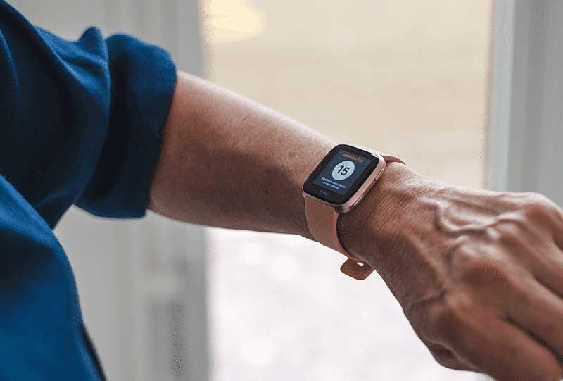 Fitbit app heart rhythm