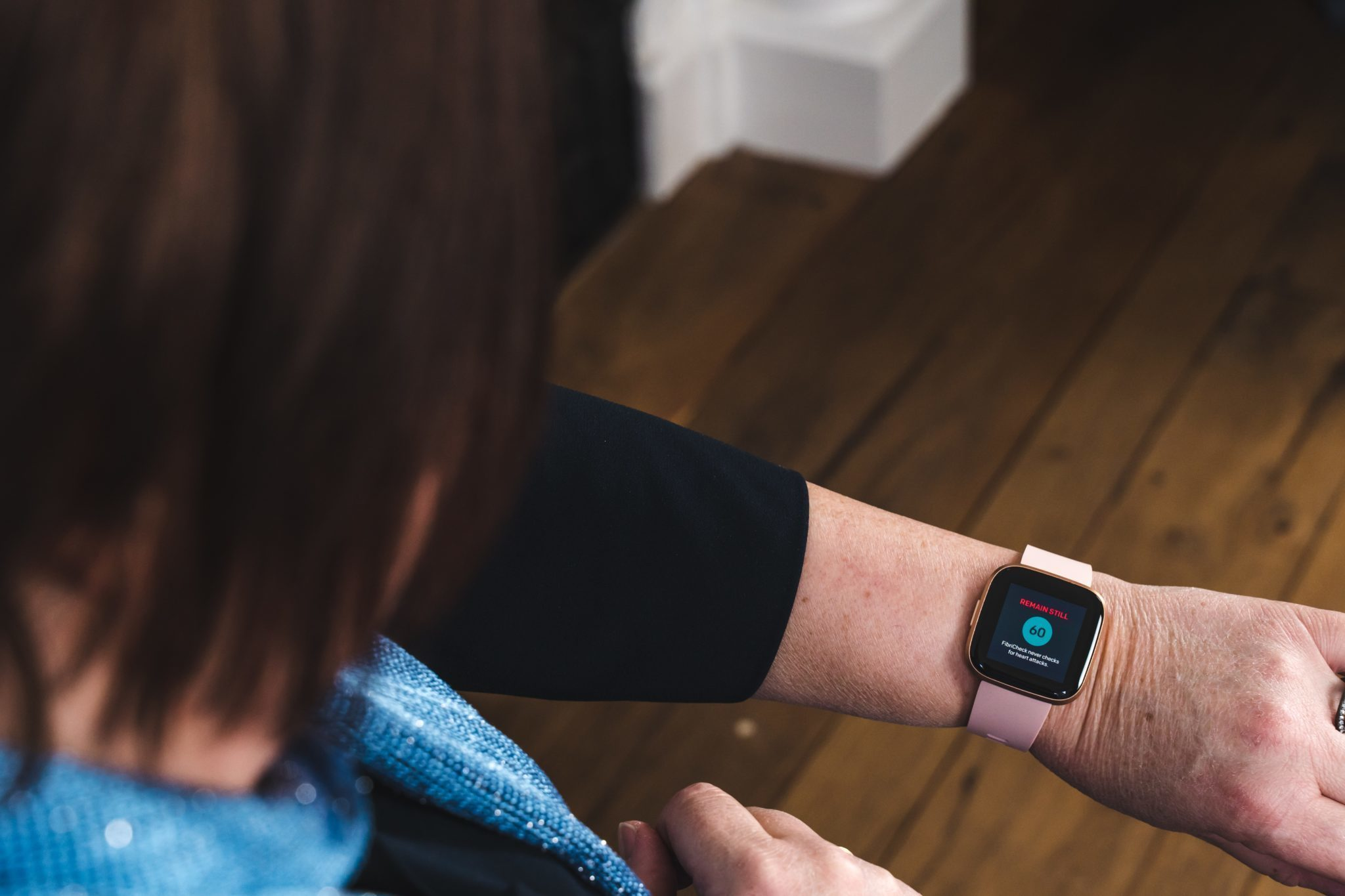 Check Your Heart Rhythm With Your Smartwatch