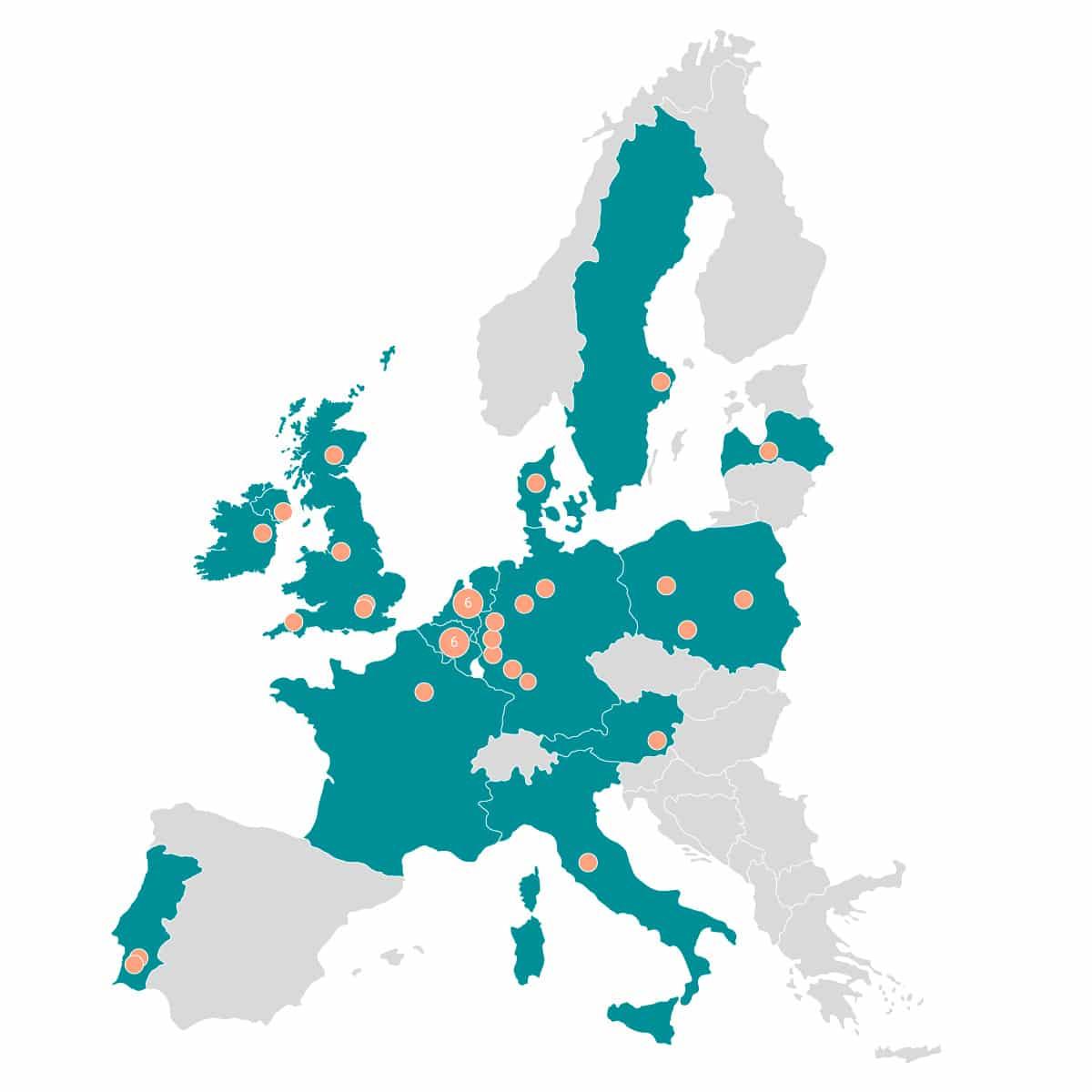 TeleCheck-AF map