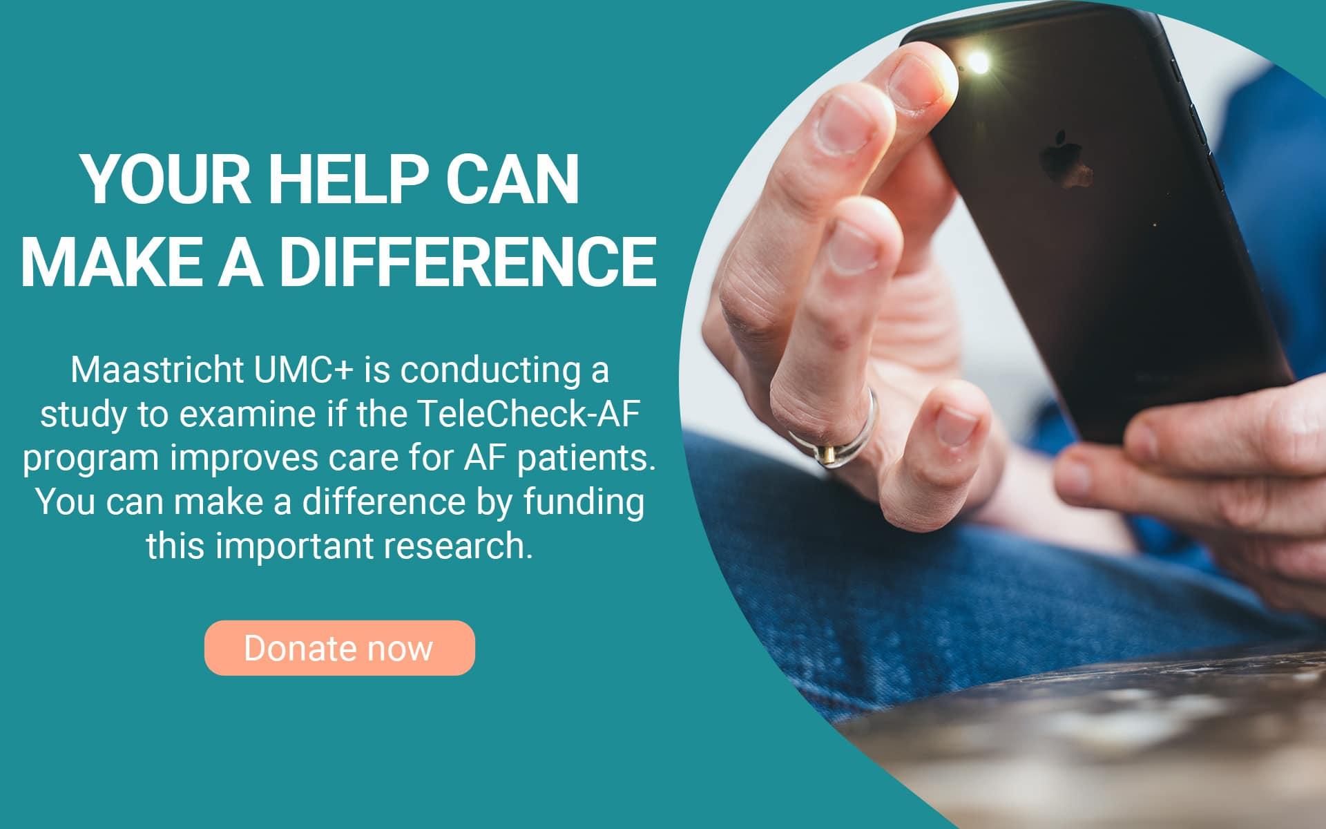 Funding TeleCheck-AF