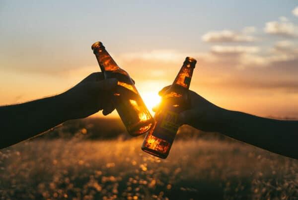 Je hart en alcohol
