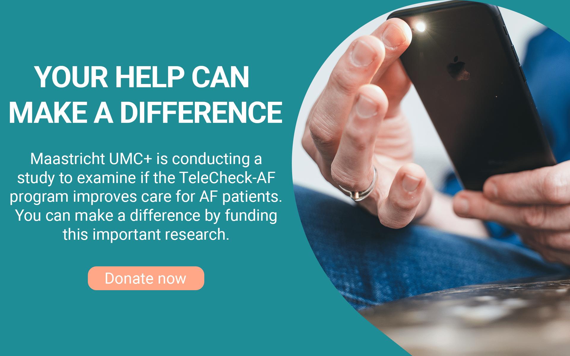 Fund the program
