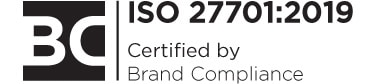 ISO 27701 Certificate